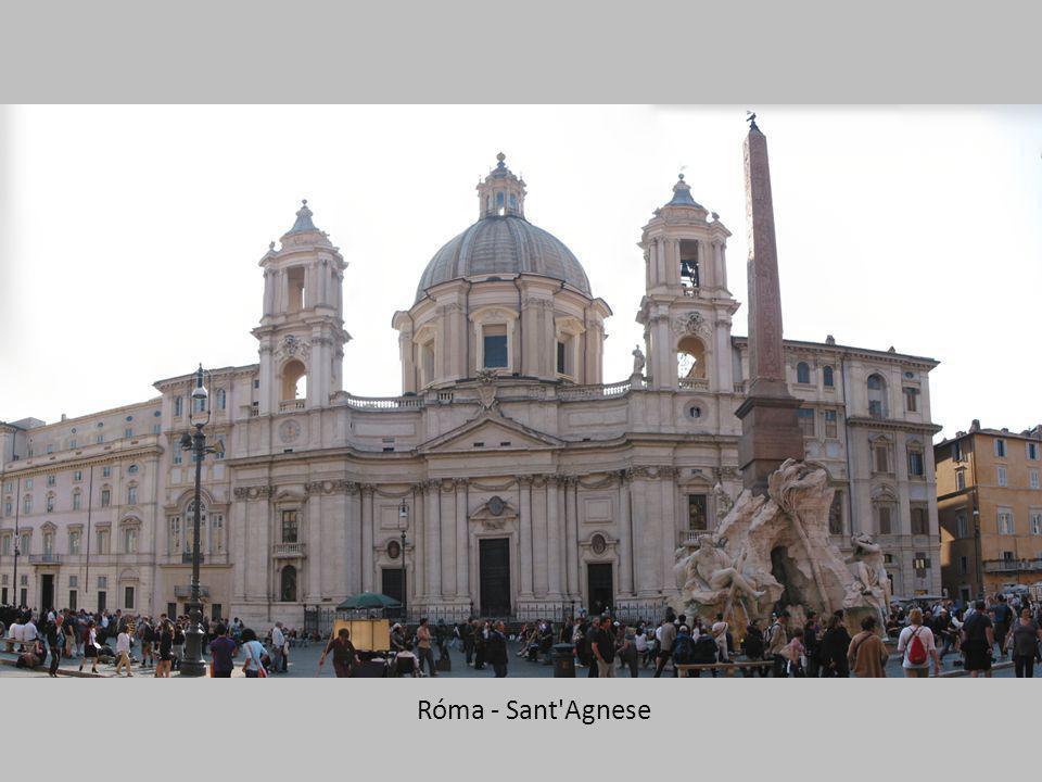 Róma - Sant Agnese