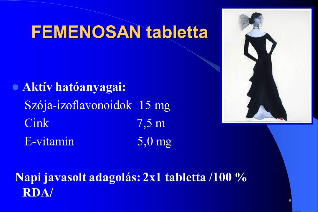 7 CORVISAN tabletta Növeli a szív teljesítményét. Kivédi a szívgyógyszerek illetve az ún. béta- blokkolók káros mellékhatásait. Segít megőrizni az érf
