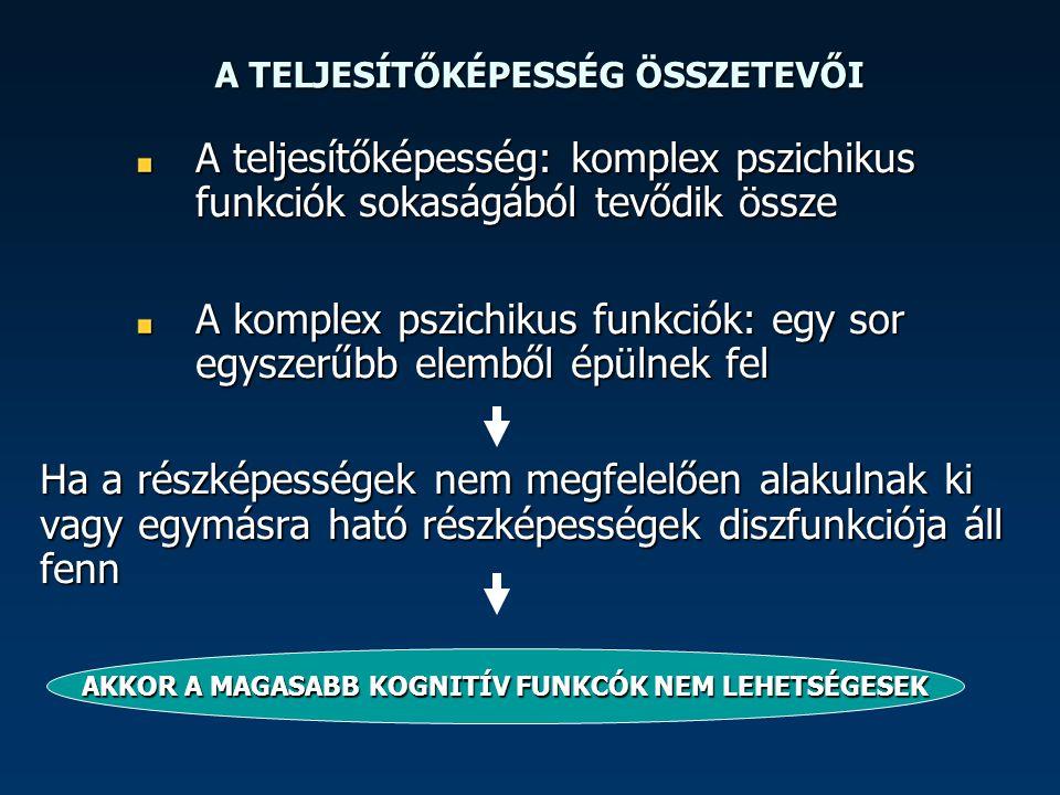 KÖSZÖNÖM A MEGTISZTELŐ FIGYELMET! PINTERICS JÁNOS