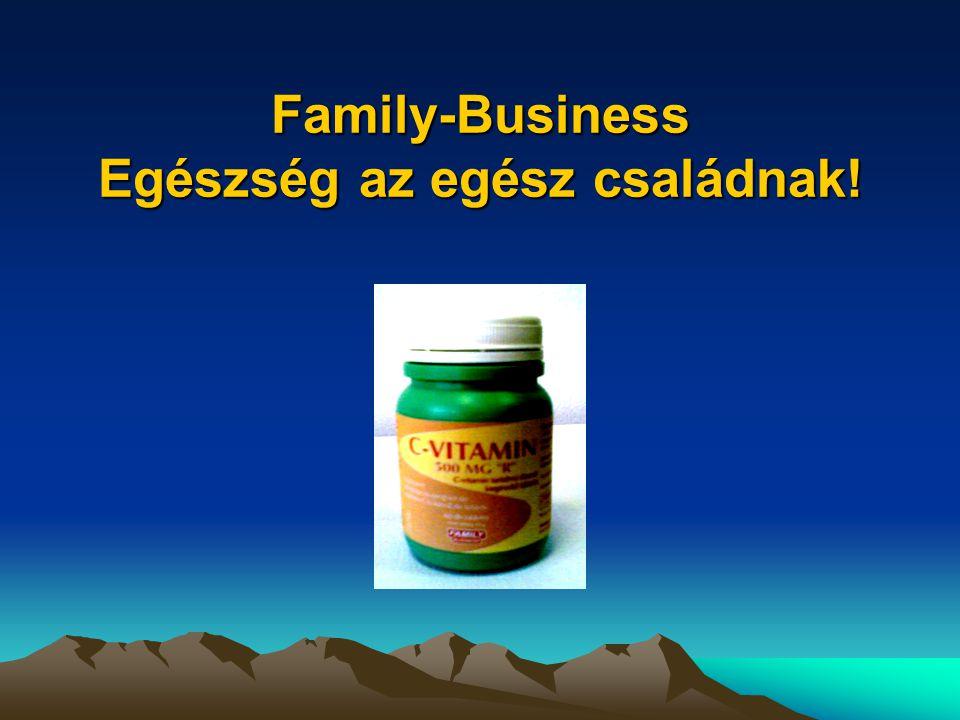 Family-Business Egészség az egész családnak!