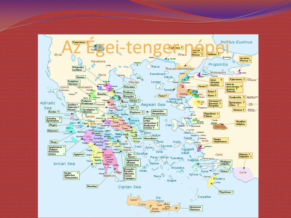 Az Égei-tenger népei