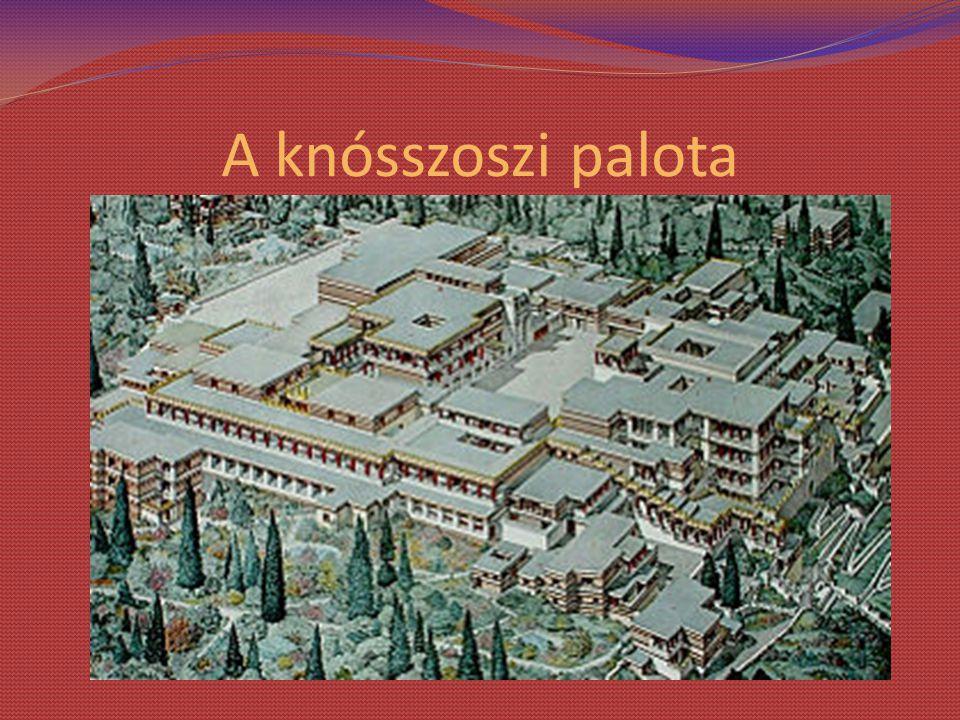 A knósszoszi palota