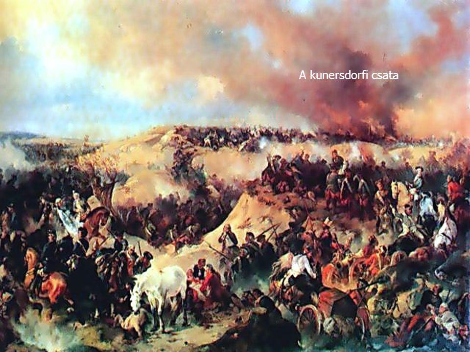 A kunersdorfi csata