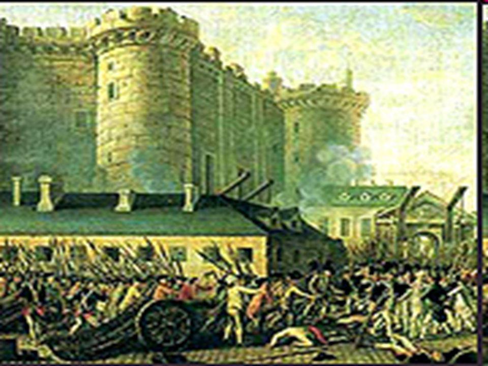A Bastille ostroma után Községtanácsok forradalma (municipális, vagy városi forradalom) Községtanácsok forradalma (municipális, vagy városi forradalom)