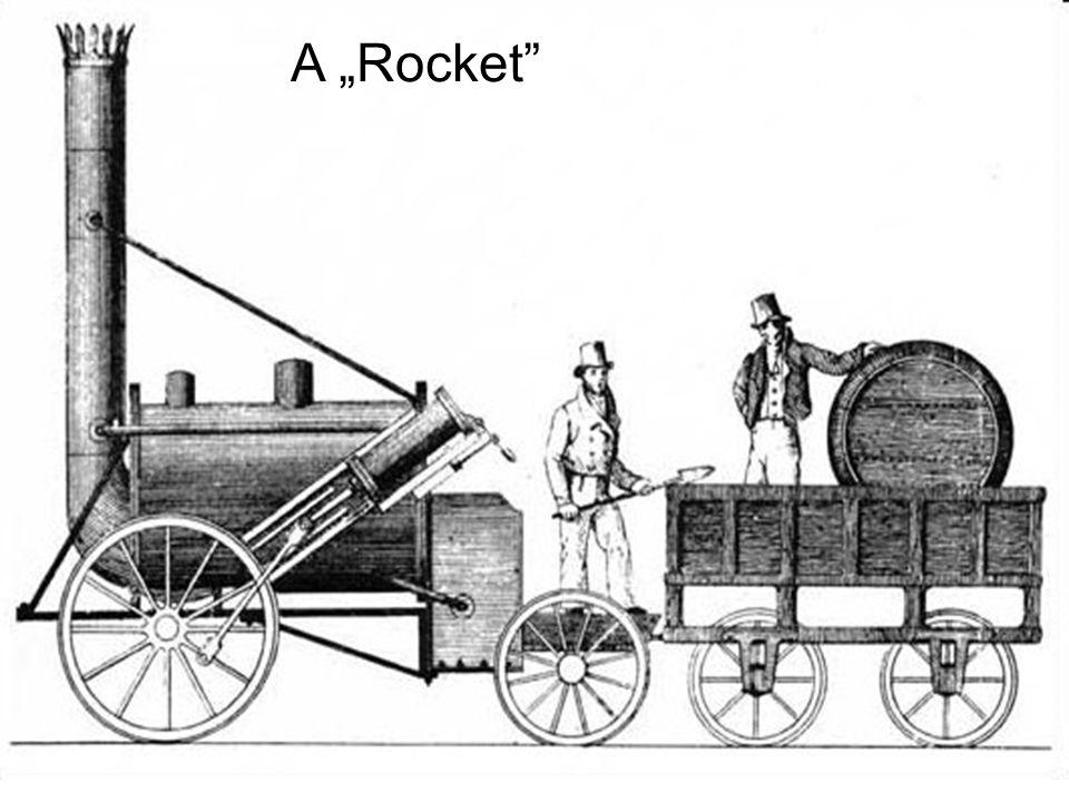 """A """"Rocket"""