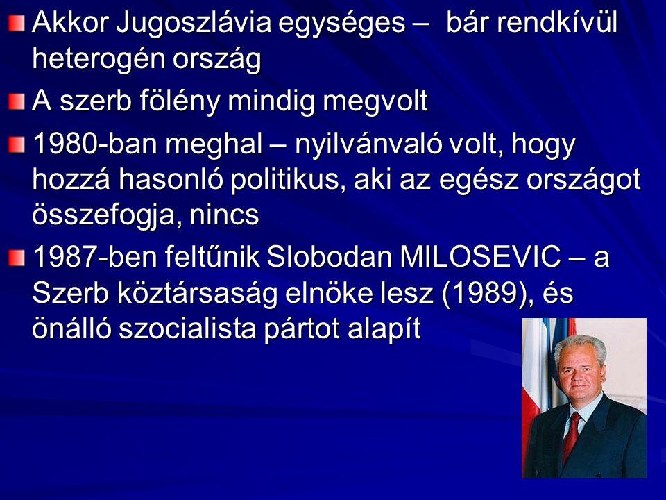 Maijd a NATO békefenntartó csapatokat küld Koszovóba, akik átveszik a Jugoszláv Néphadseregtől Koszovó ellenőrzését