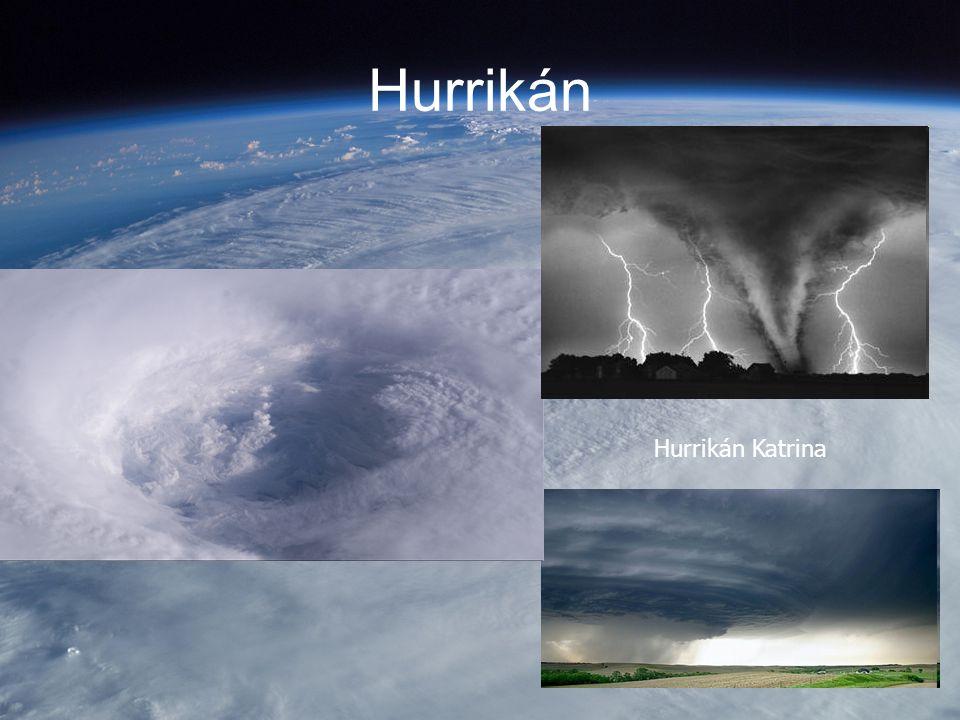 Hurrikán Hurrikán Katrina