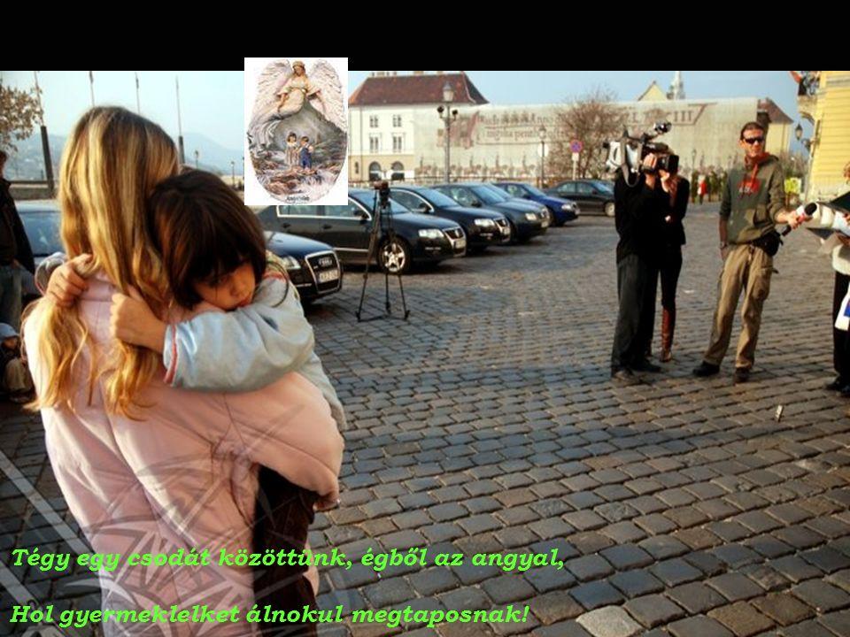 Hosszú napokból láncra fűzött reménység Omlik szerte. Bilincs maradt az ajándék. Hogyan is imádkozzon, egy ártatlan rab, Ki a SZABADSÁGért nálunk élet