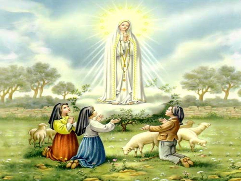Május 13. az első Fatimai Mária jelenés emléknapja Rózsafüzér Királynője