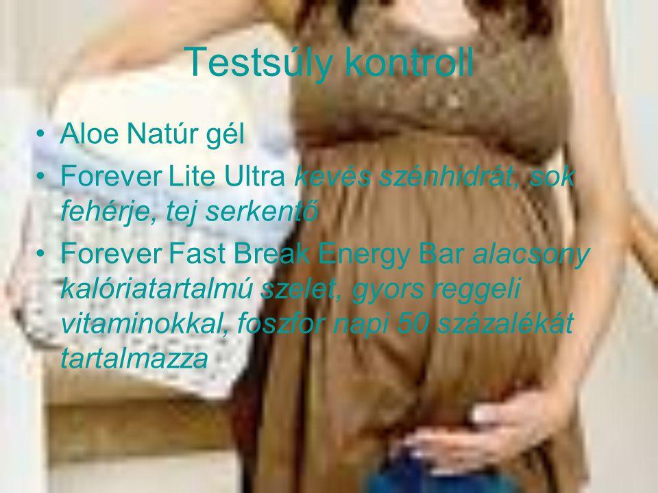 Testsúly kontroll Aloe Natúr gél Forever Lite Ultra kevés szénhidrát, sok fehérje, tej serkentő Forever Fast Break Energy Bar alacsony kalóriatartalmú