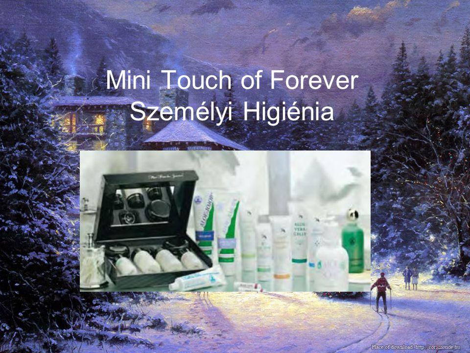 Minden ami kell egy dobozban Touch of Forever Combo Pak A legnépszerűbb termékeink egy csomagban!