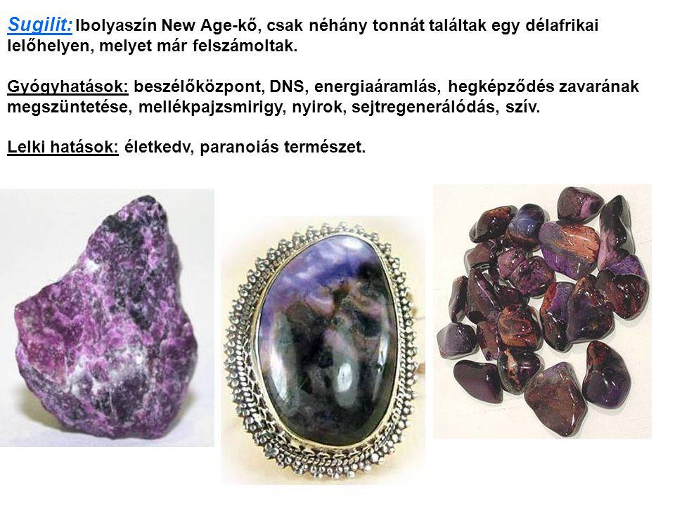 Csillagjegyek és ásványok - születési kövek