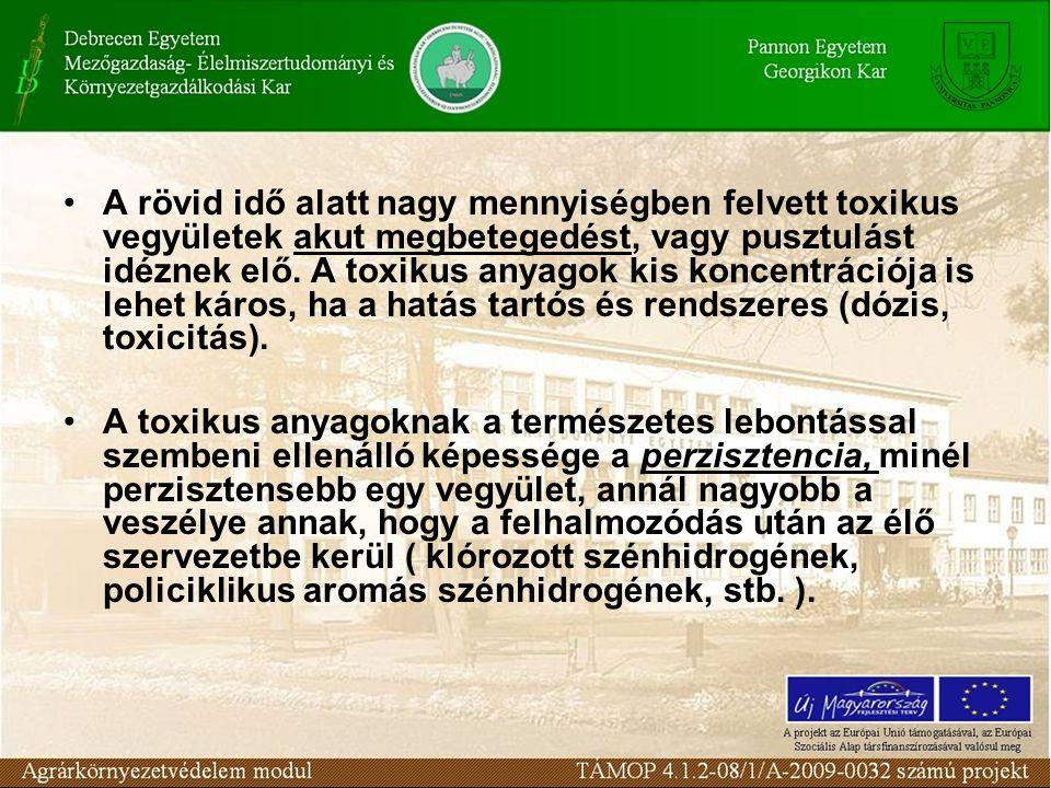 A higany megkötődése, viselkedése a talajban: A redoxi viszonyoktól függően a higany különböző oxidációs fokozatokban jelenik meg, a Hg2+ ionokat és a higanygőzt az ásványi és szerves kolloidok erősen adszorbeálják.