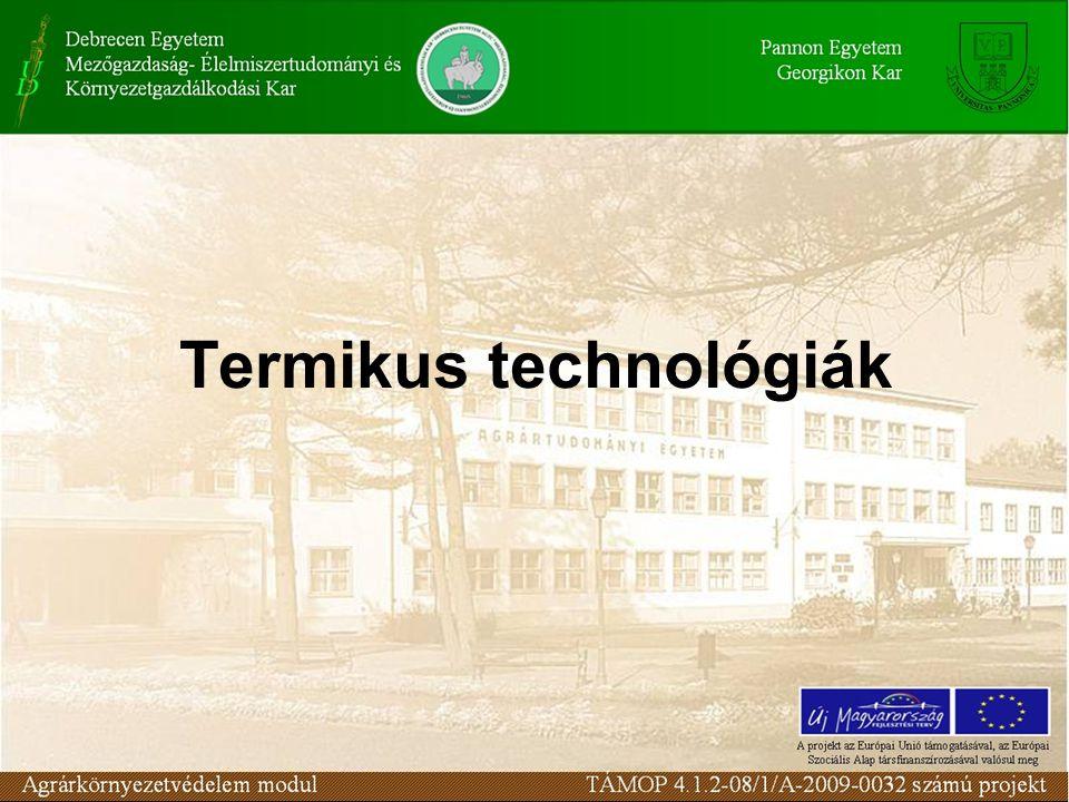 Termikus technológiák