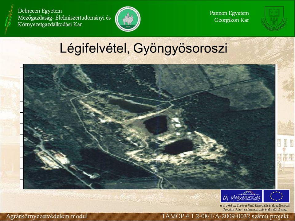Légifelvétel, Gyöngyösoroszi