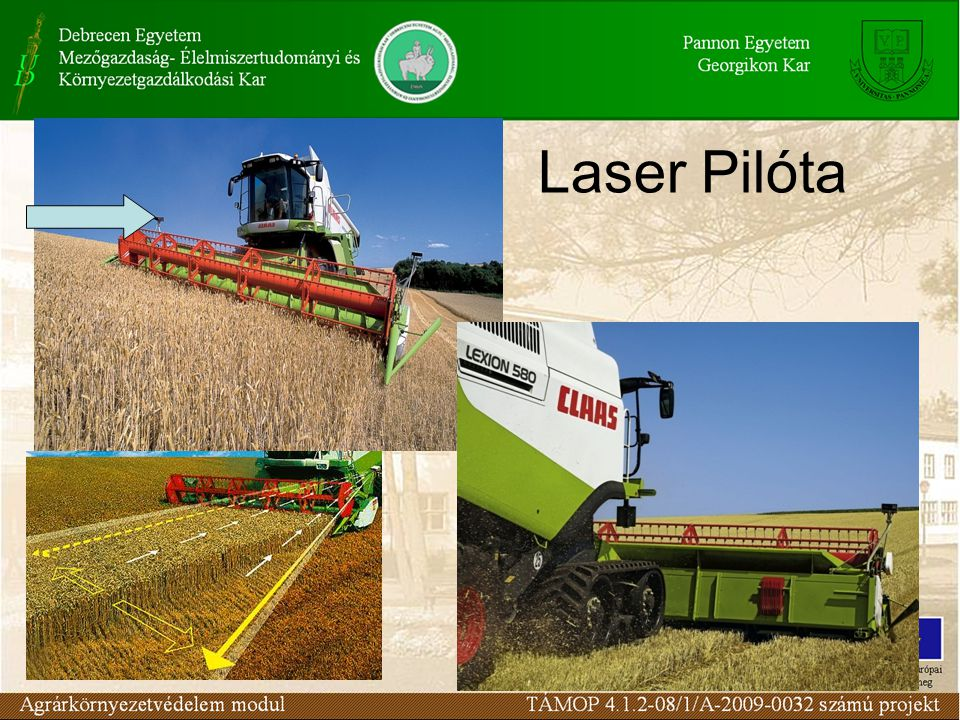 Laser Pilóta