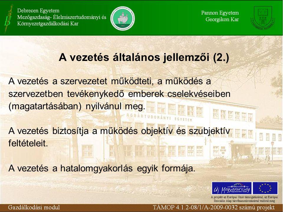 Gazdasági funkció - hatékonyság, termelékenység, koordináció, racionális működés, műszaki fejlesztés stb.