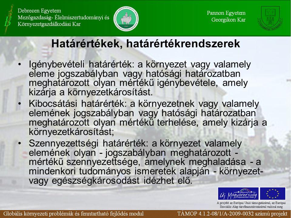 minden olyan terület, ahol nincs fő ivóvízadó képződmény, de a felszín közelében jó (legalább homoknak megfelelő) vízadó réteg található, országos tájvédelmi körzetek és az önkormányzatok által védetté nyilvánított természetvédelmi területek, továbbá az előbbi kategóriában említett védett területek - külön jogszabály által megállapított - védőzónái (pufferzónái), valamint minden országos jelentőségű - a fokozottan érzékeny kategóriában nem említett - védett és védelemre tervezett természeti vagy természetvédelmi szempontból érzékeny terület.