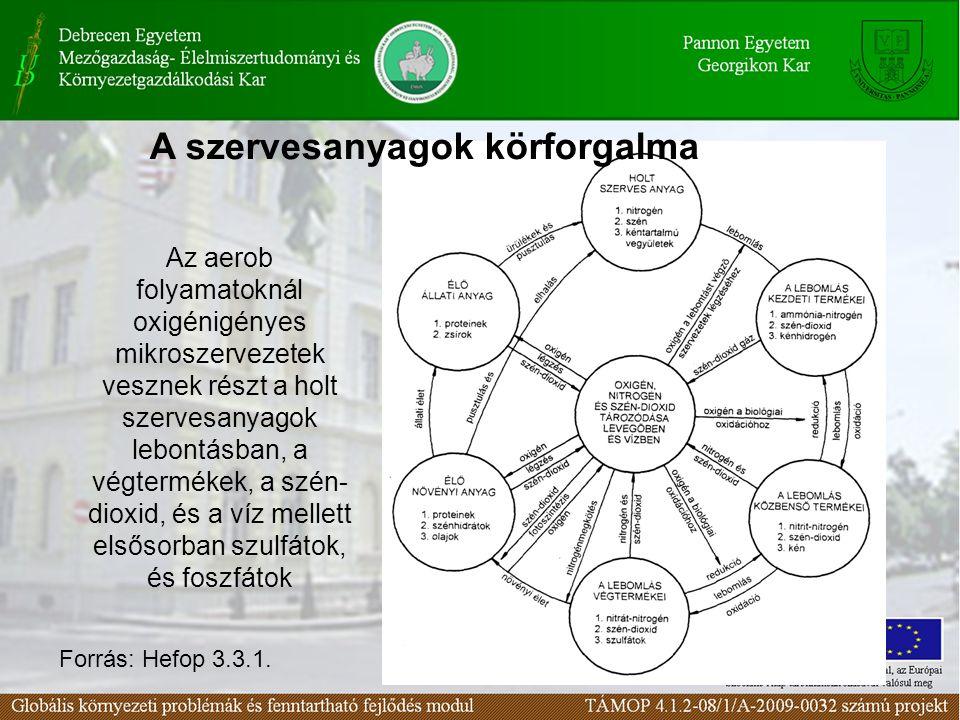 Környezeti elemek védelme III.