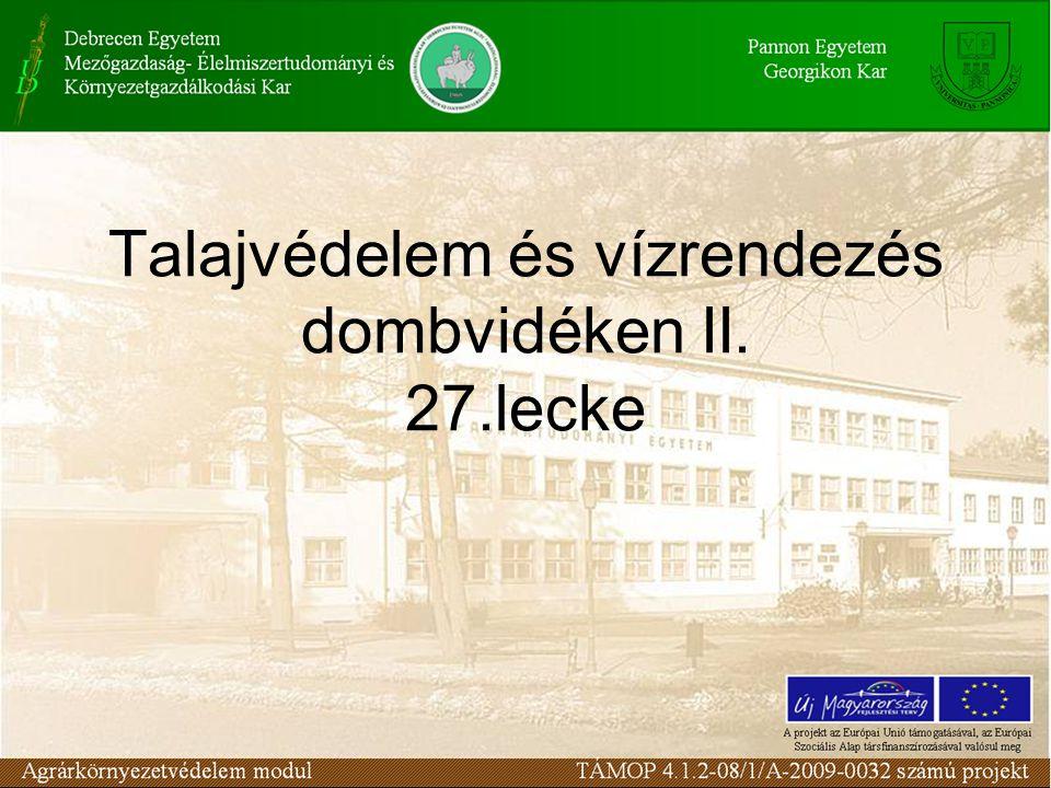 Magyarország lejtőkategóriái 1% 1-5% 5-10% 15%-