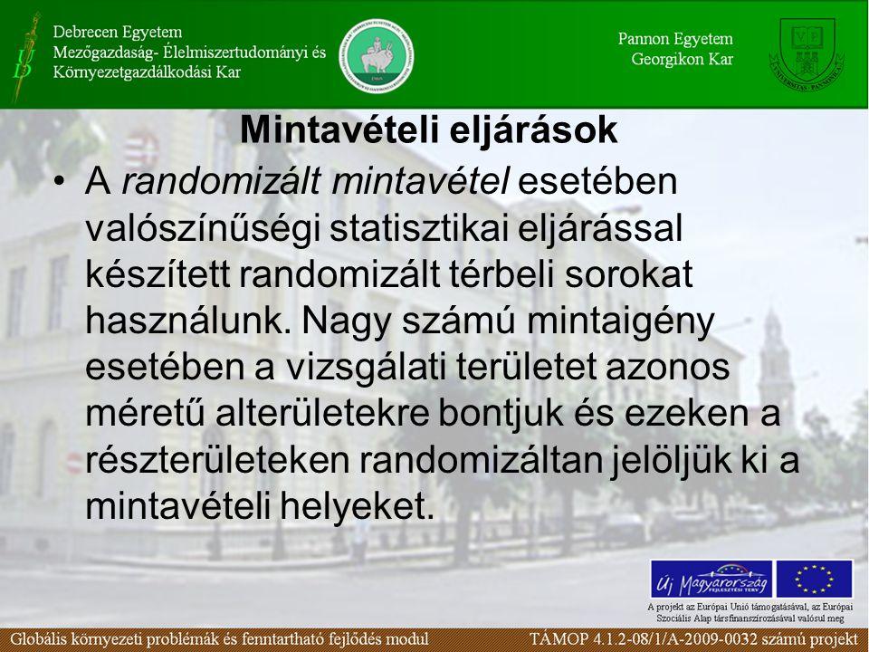 Környezeti elemek védelme II.