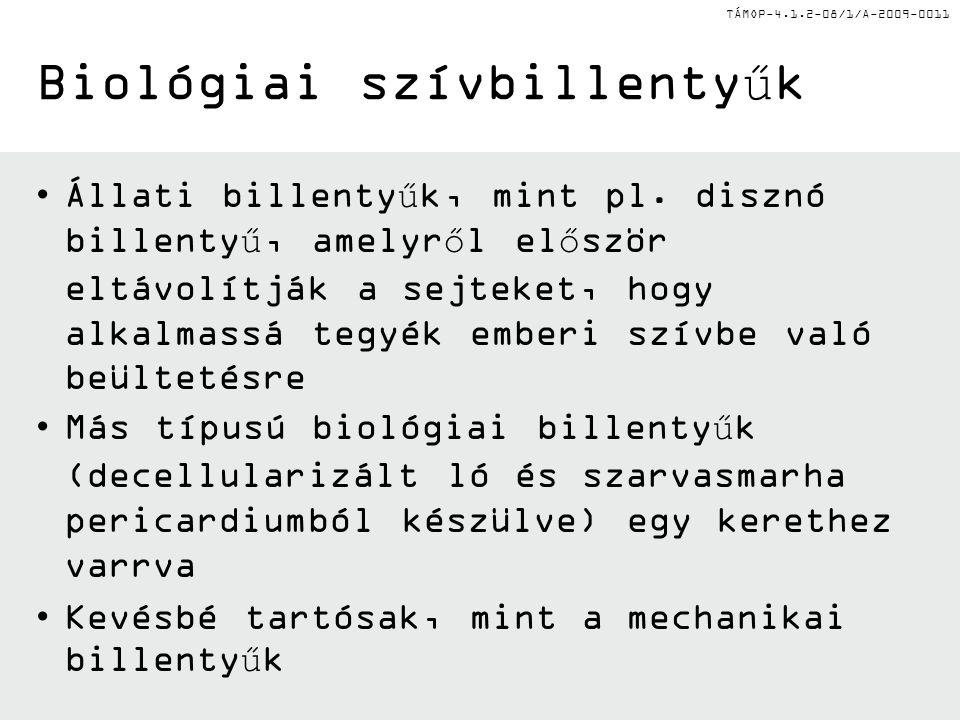 TÁMOP-4.1.2-08/1/A-2009-0011 I.Autológ kondrociták beültetése (ACI) I.