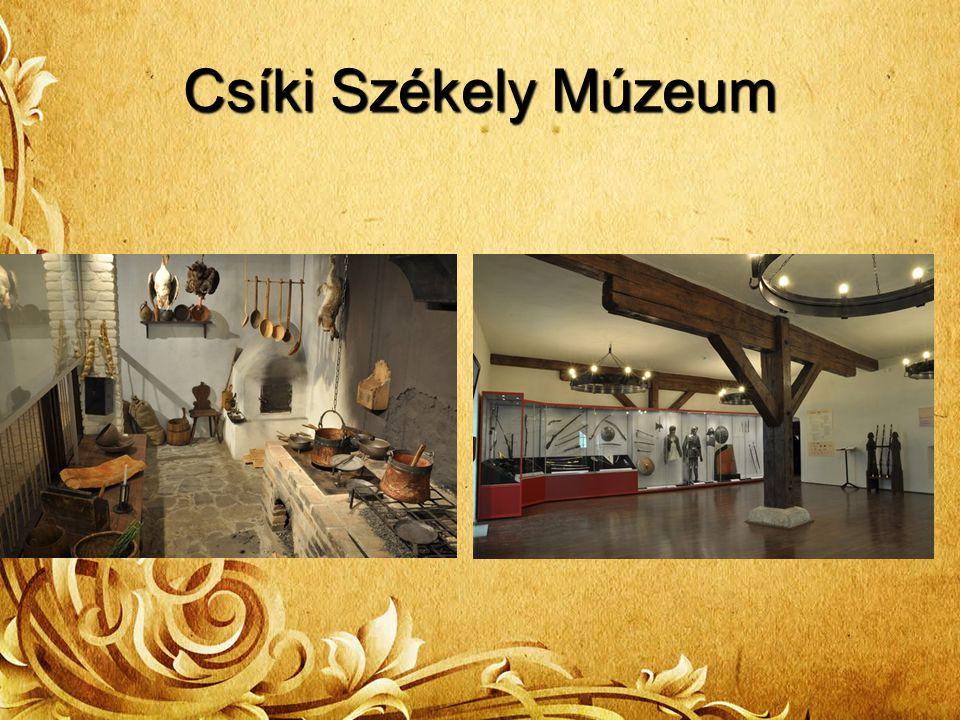 Csíki Székely Múzeum