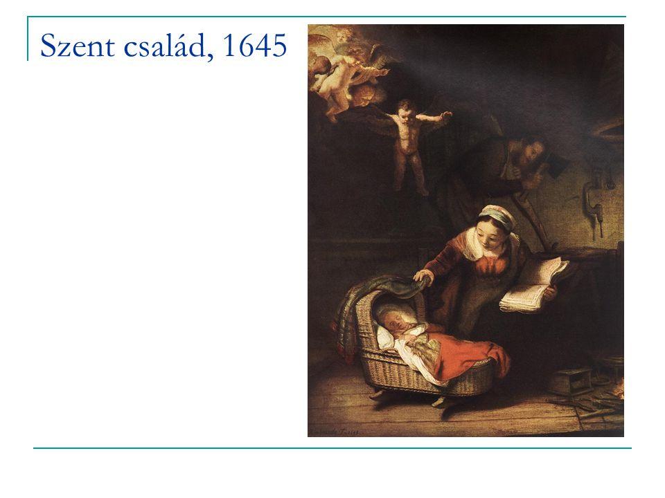 Szent család, 1645