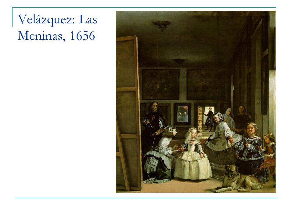 Velázquez: Las Meninas, 1656