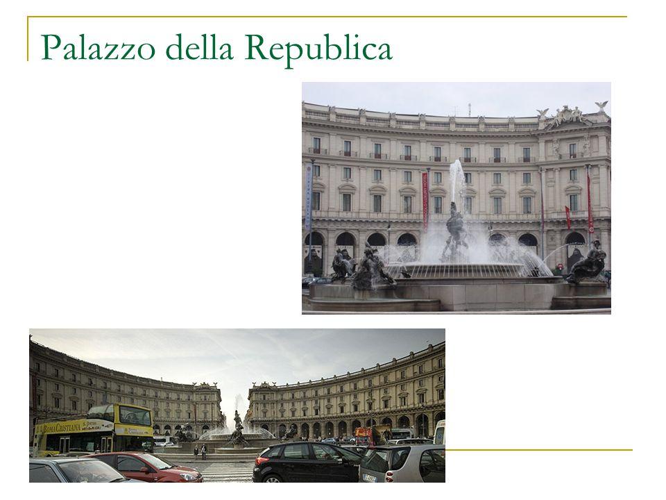 Palazzo della Republica