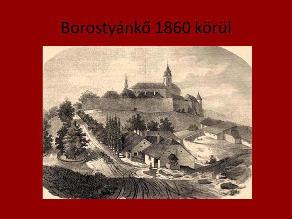 Borostyánkő 1860 körül
