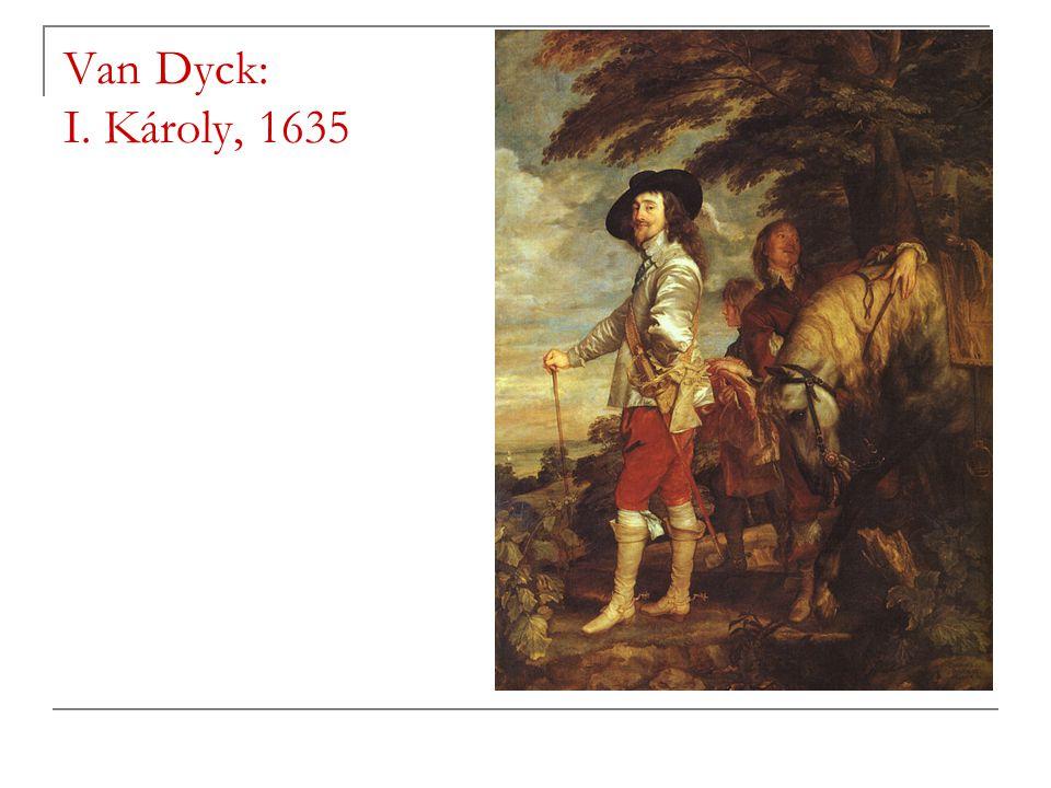 Van Dyck: I. Károly, 1635