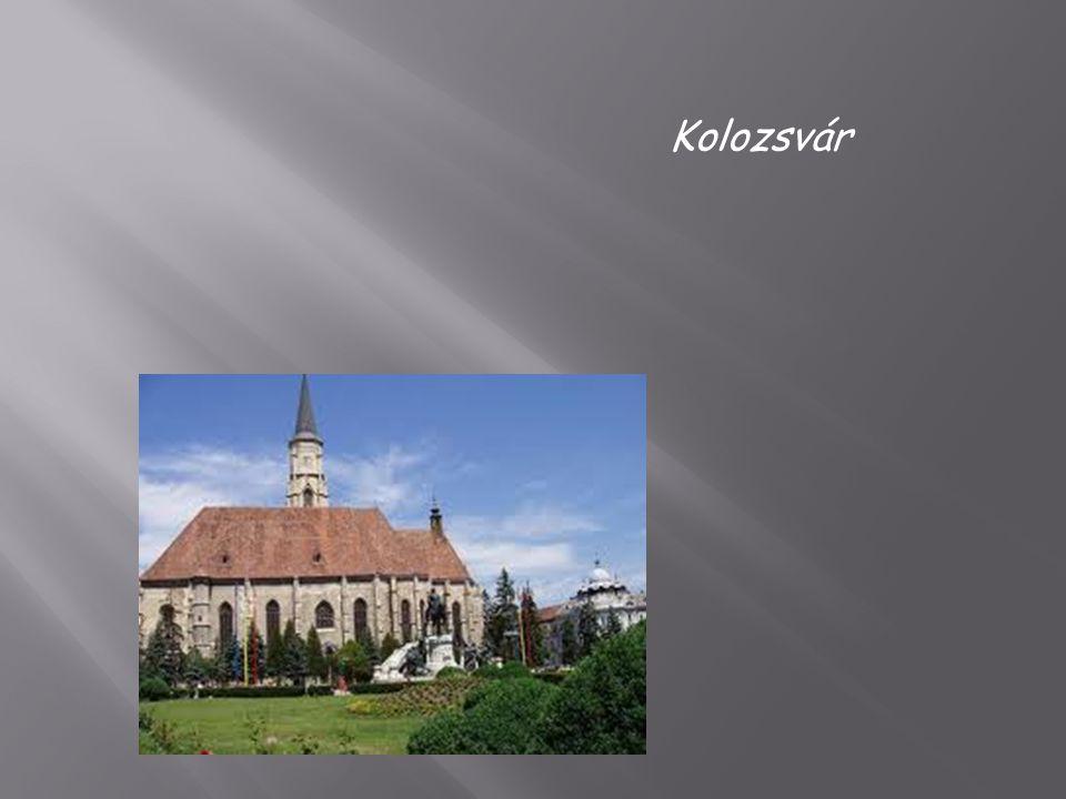  Nagyváradtól 152 km-re délkeletre, a történelmi Erdély szívében, az Erdélyi- középhegység és az Erdélyi-medence közötti területen helyezkedik el.