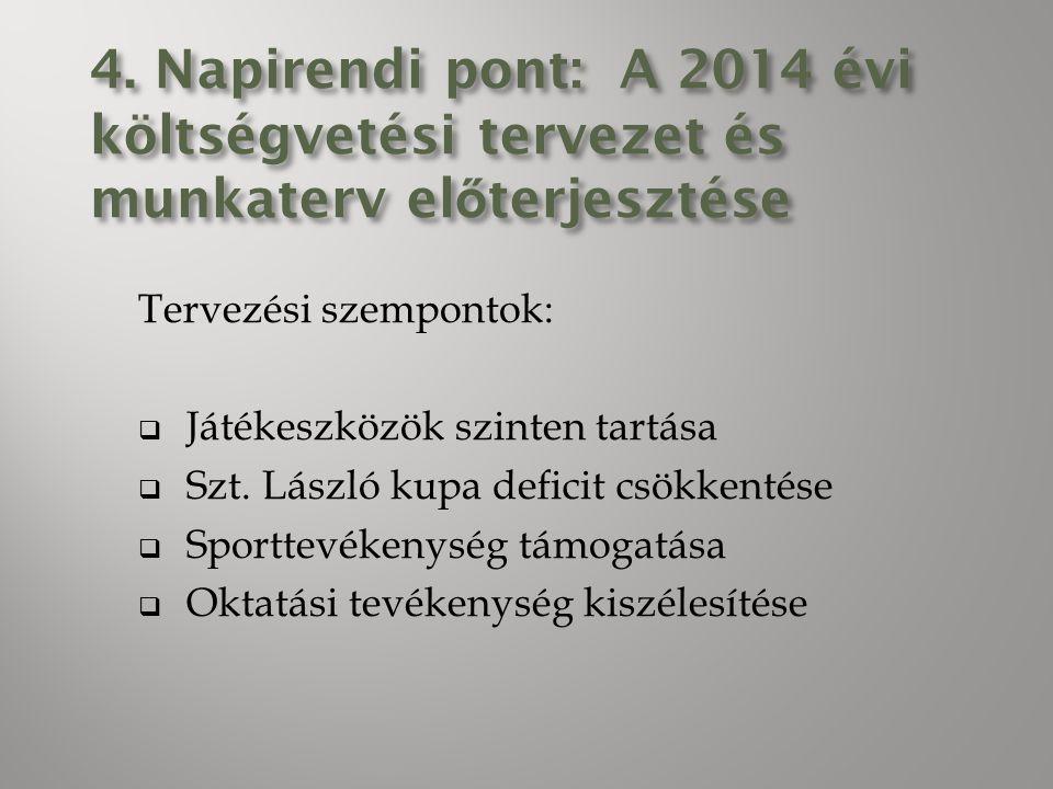  Felkérem Komlós Zsuzsanna sporttársunkat, a Felügyelő Bizottság elnökét, ismertesse jelentését