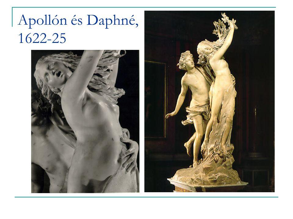 Apollón és Daphné, 1622-25