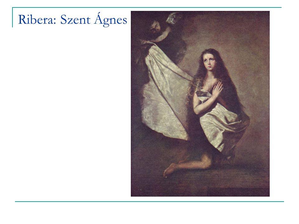 Ribera: Szent Ágnes
