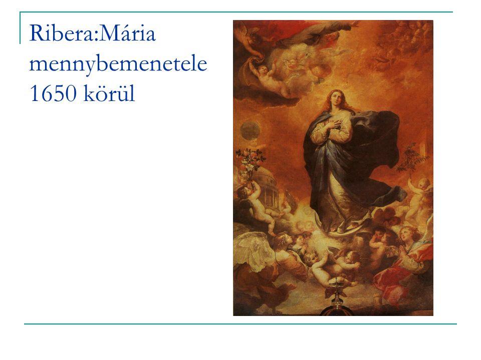 Zurbarán: Krisztus a kereszten