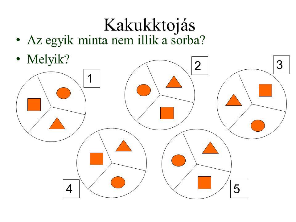 Megoldás: Kakukktojás 4