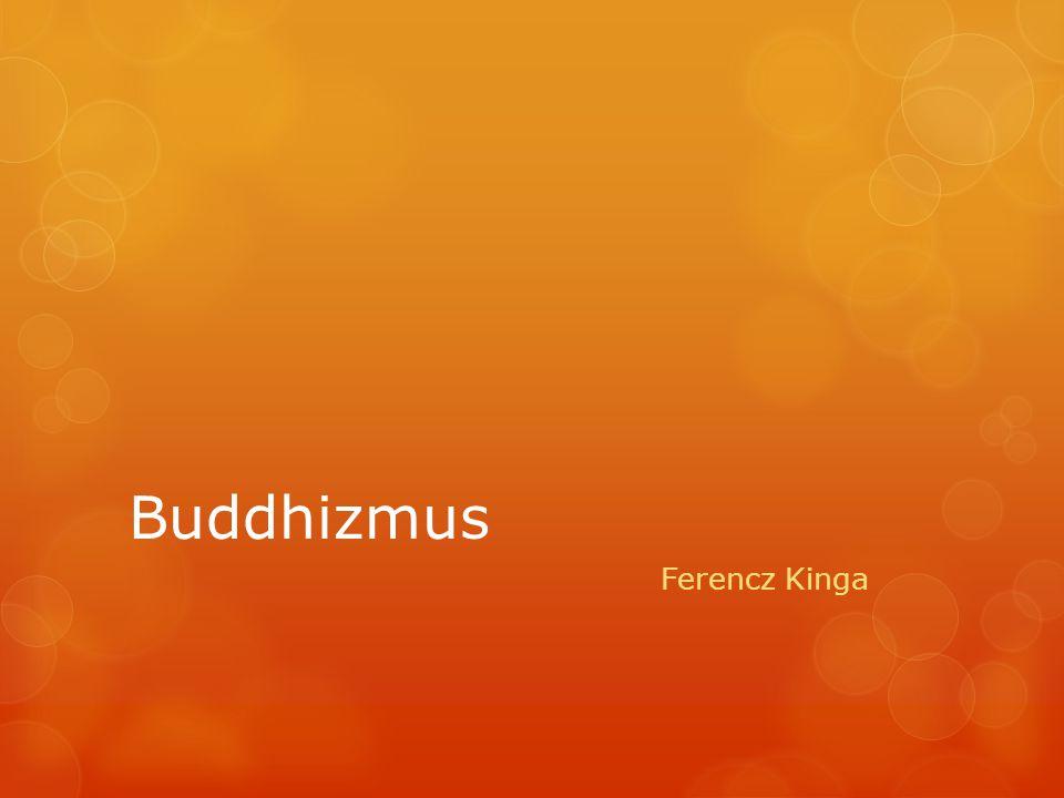 Buddhizmus Ferencz Kinga