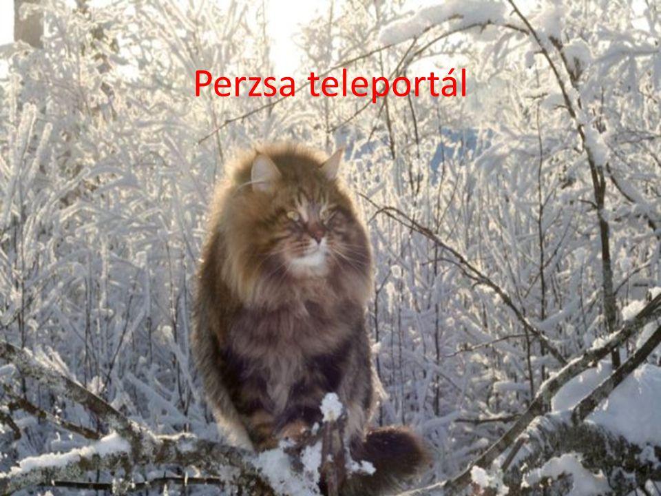 Perzsa teleportál