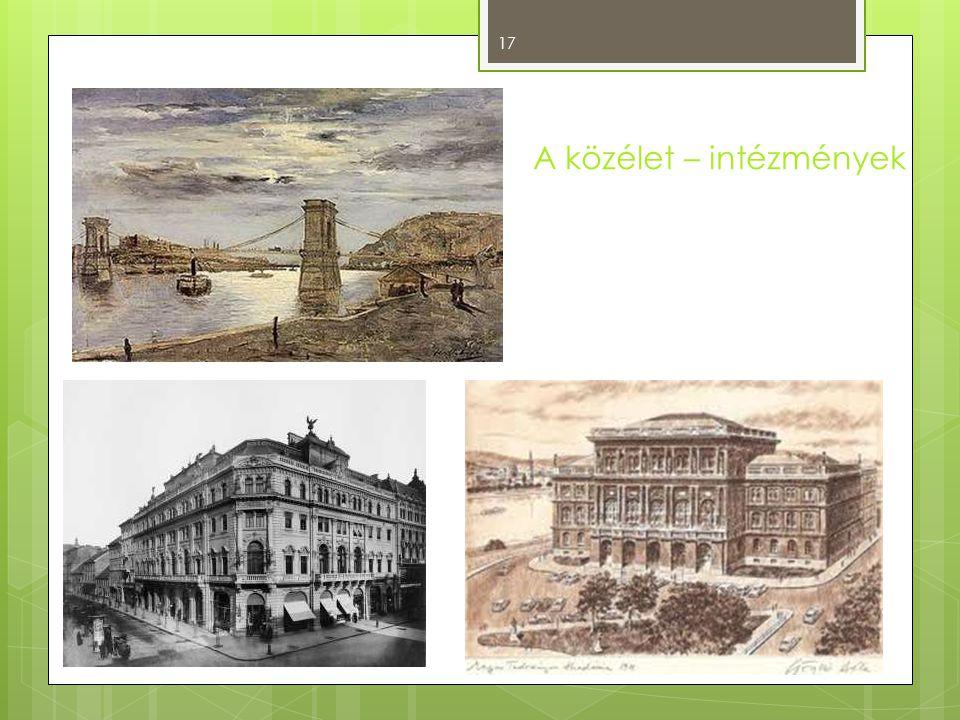 17 A közélet – intézmények