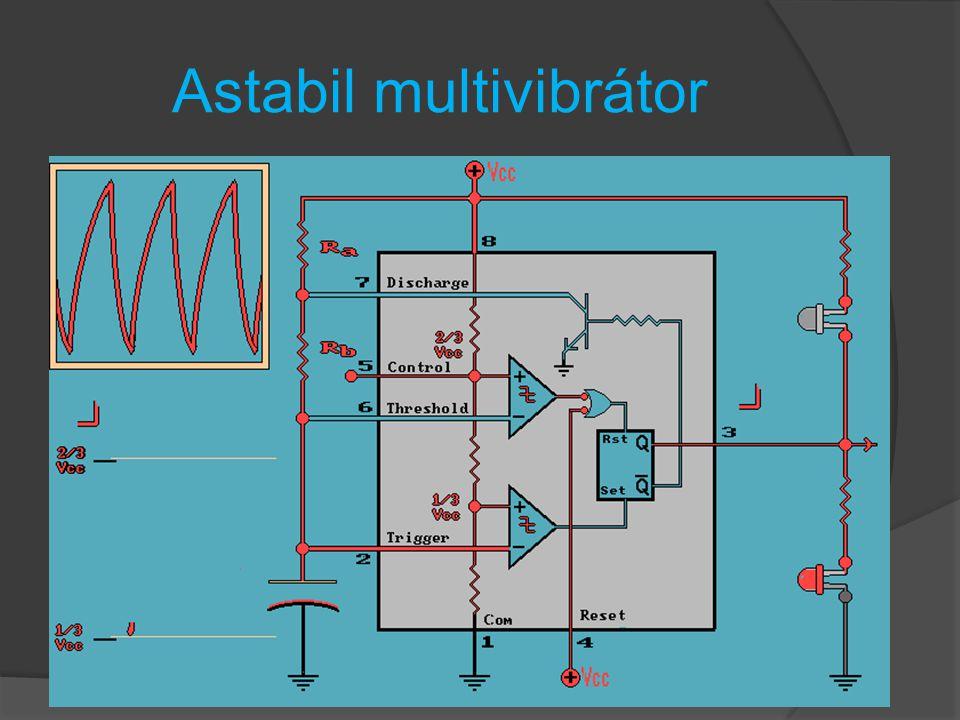 Astabil multivibrátor