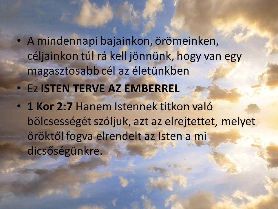 Isten szándékai szültek minket az ő céljaira Kolossé 1:16 Mert Ő benne teremtetett minden, ami van a mennyekben és a földön, láthatók és láthatatlanok, akár királyi székek, akár uraságok, akár fejedelemségek, akár hatalmasságok; mindenek Ő általa és Ő reá nézve teremttettek; Video: are you a trader?