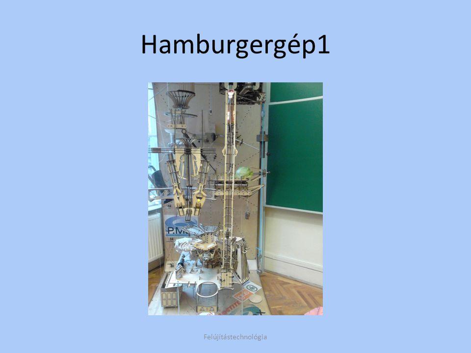 Hamburgergép2 Felújítástechnológia