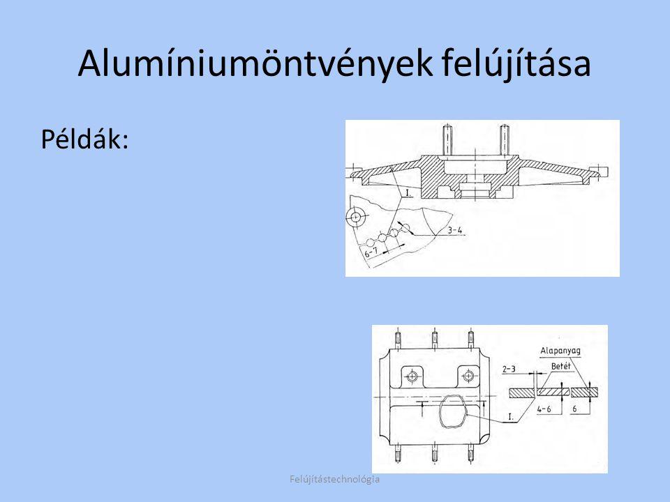 """Felület megerősítés nyíltívű hegesztéssel 2-6 mm –es réteg felvitele, """"páncélozás Eszköze."""