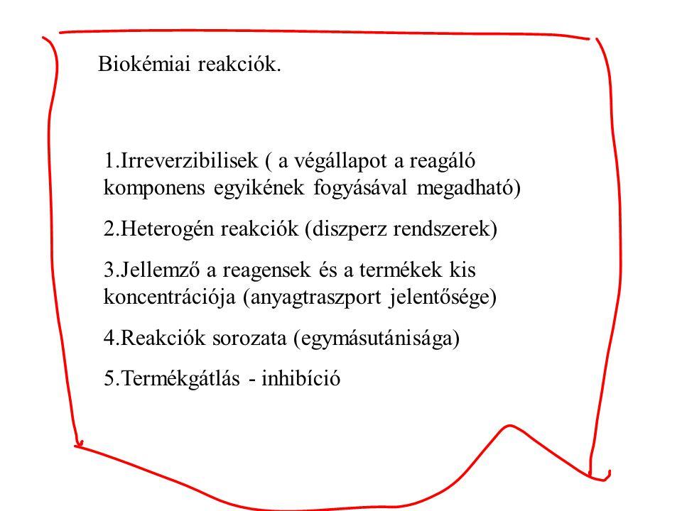 6. Oxigénkoncentráció – igény szerint: - Aerob - Fakultatív - Anaerob 7.Biológiai tényezők: -adaptáció: a sejtek megváltozott környezethez való alkalm
