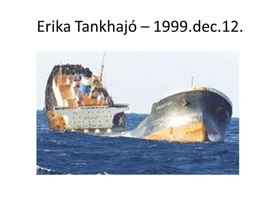 Erika Tankhajó – 1999.dec.12.