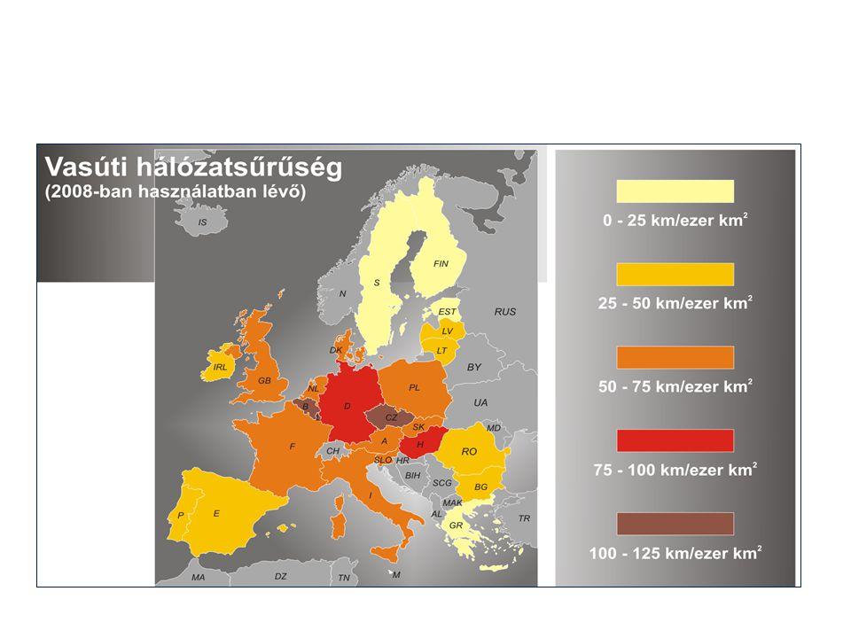 Transzeurópai hálózatok kiépítése A maastrichti szerződés XII.