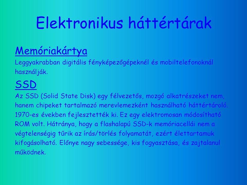 Források mek.oszk.hu/08400/08428/08428.doc http://hu.wikipedia.org/wiki/Pendrive
