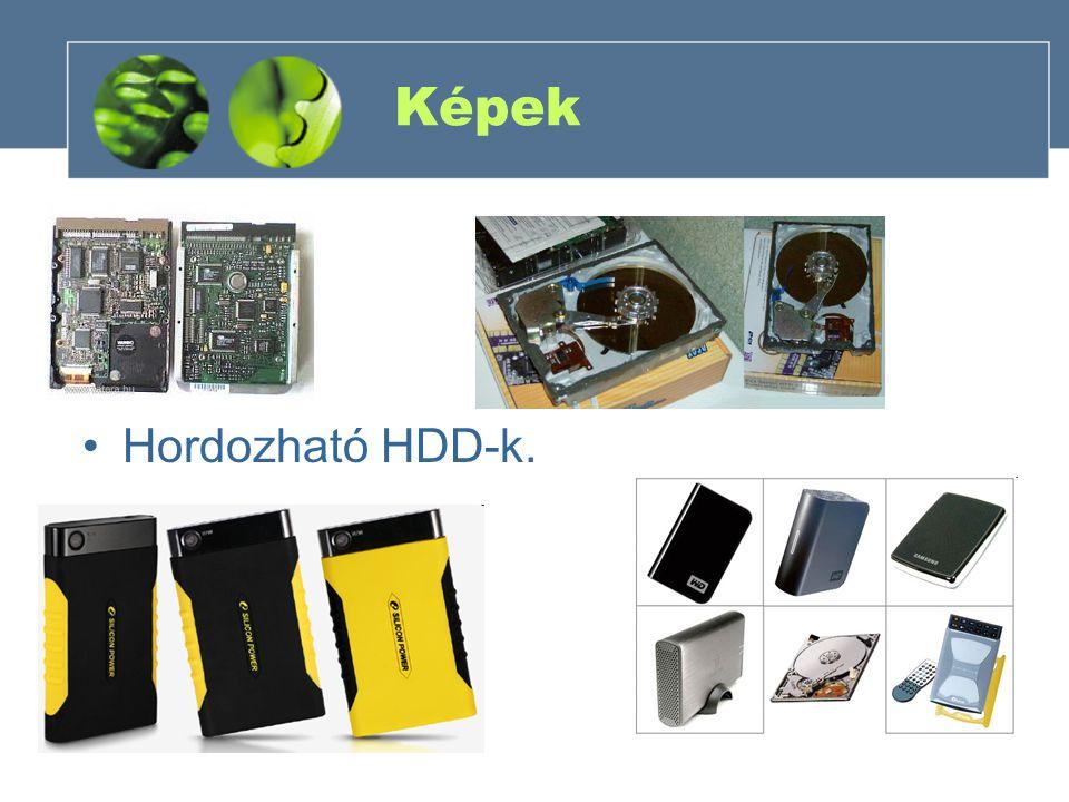 A HDD-k jövője A merevlemezt az egyre nagyobb kapacitású, gyorsabb, és sokkal kisebb fogyasztású flashmemóriák (SSD) szoríthatják ki, először a hordozható számítógépek terén.